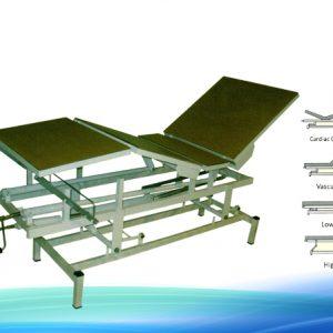 تخت بیمارستانی CPR مدل 2350