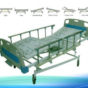 تخت بیمارستانی ABS مدل 2600