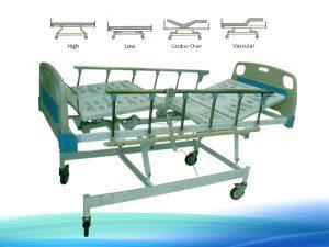 تخت بیمارستانی 2500 | تخت بیمار | تخت مریض | تخت برقی