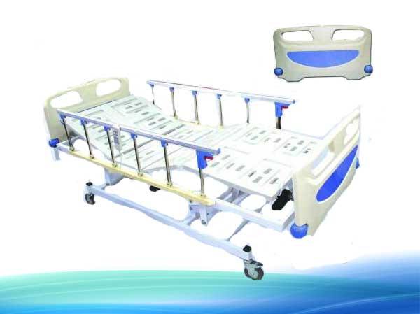 مواد مورد استفاده در تخت بیمارستانی