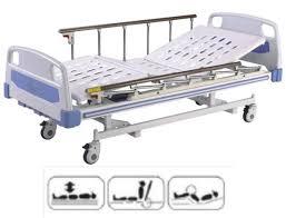 تخت بیمارستانی برقی | تخت بیمار دستی | تخت بیمار منزل