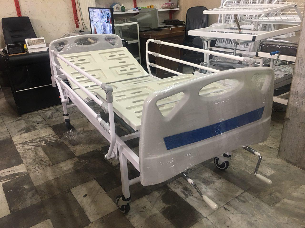 تولید تخت بیمارستانی سفارشی