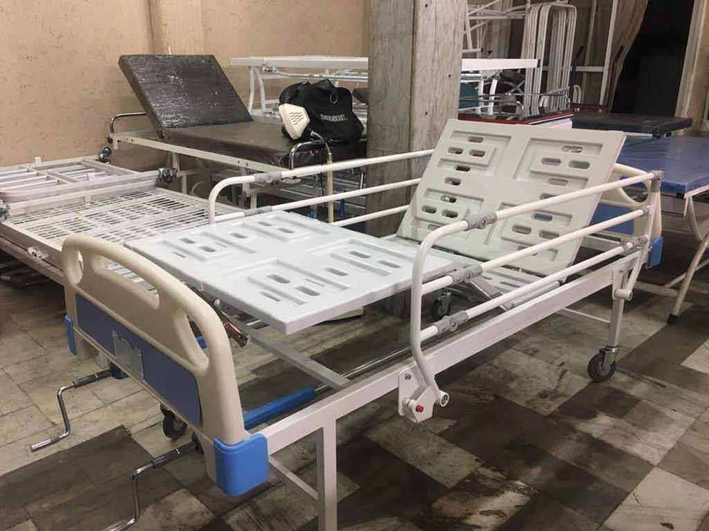 تولید انبوه تخت بیمارستانی