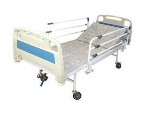 تاثیر تاج و حفاظ بغل تخت بیمارستانی