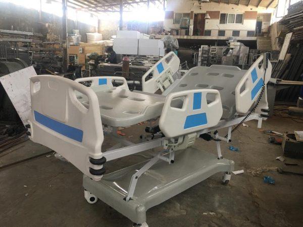 تخت بیمارستانی 2020 - تخت بیمارستانی فول - تخت بیمارستانی سه شکن